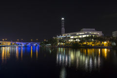 Tampa Bay WFLA-Nachrichtensender 8 Stockfotografie