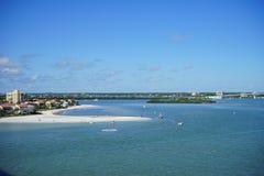 Tampa beach Stock Photo
