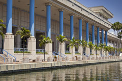 Tampa Convention Center Royalty Free Stock Images