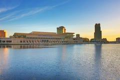 Tampa Convention Center Fotografía de archivo libre de regalías