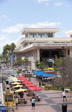 Tampa Convention Center la Floride Etats-Unis Image libre de droits