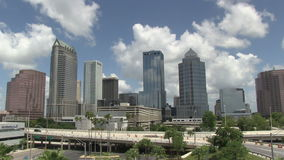 Downtown Tampa Stock Footage