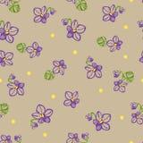 Tampa 2 da flor Imagens de Stock