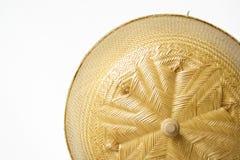 Tampa de bambu da malha Imagens de Stock