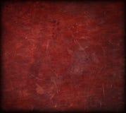 Tampa de livro de couro rica Foto de Stock Royalty Free