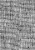 Tampa de livro de linho cinzenta Foto de Stock