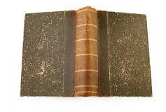 Tampa de livro do vintage Foto de Stock Royalty Free