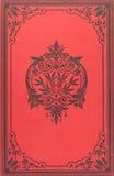 Tampa de livro do vintage Imagem de Stock