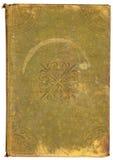 Tampa de livro do vintage Imagem de Stock Royalty Free