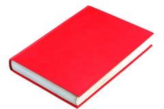 Tampa de livro em branco traseira dura Fotografia de Stock Royalty Free