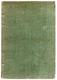 Tampa de livro velha dos 1830s Fotos de Stock