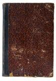 Tampa de livro velho Imagem de Stock Royalty Free