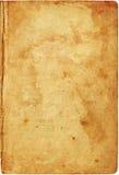 Tampa de livro velho Fotografia de Stock