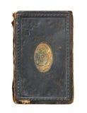 Tampa de livro velho Imagens de Stock
