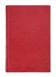 Tampa de livro vermelha Imagens de Stock Royalty Free