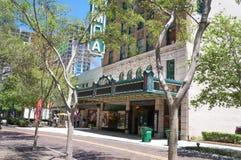 Tampa för besökare förutom teater, Tampa Florida Royaltyfri Foto