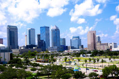 Tampa Florida Royalty Free Stock Photos