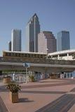 Tampa Florida 2017 Highrisebüros Stockfoto