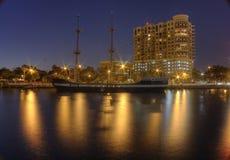 Tampa Florida Skyline Royalty Free Stock Photography