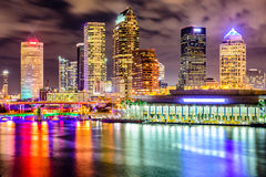 Tampa, Florida Skyline stock images