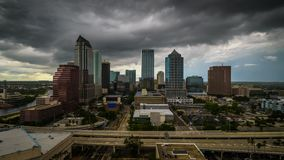 Tampa Florida, USA arkivfilmer