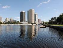 Tampa florydy obraz royalty free
