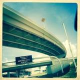 Tampa International Airport, Florida Royalty Free Stock Image