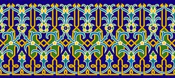 Tampa islâmica Fotos de Stock Royalty Free