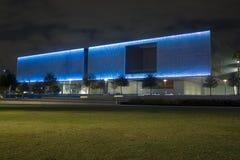 Tampa konstmuseum Arkivbild