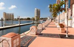 Tampa, la Florida Imágenes de archivo libres de regalías