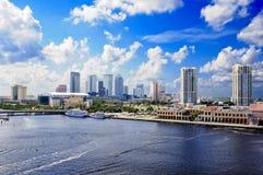 Tampa la Florida Fotografía de archivo