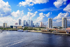 Tampa la Floride Photographie stock