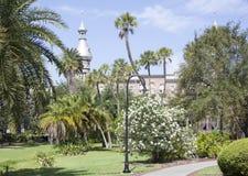Tampa Park Stock Image