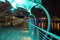 Tampa Riverwalk tillägg Royaltyfria Foton