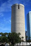 Tampa Round High Rise Stock Image