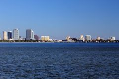 Tampa's Skyline Stock Photos