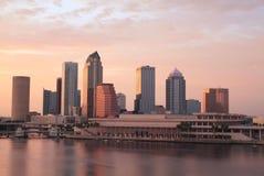 Tampa Skyline Stock Image