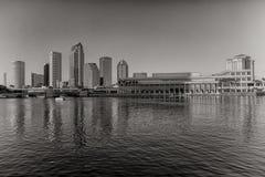 Tampa-Skyline Stockbild