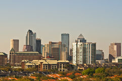 Tampa Skyline, Florida Royalty Free Stock Image