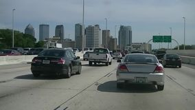 Tampa-Stau stock footage