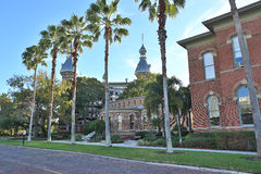 Tampa University and Henry B Plant Museum Stock Photography