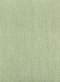 A tampa velha do Livro Verde fêz o pano do ââof. Imagens de Stock Royalty Free