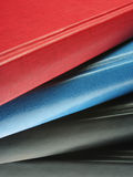 Tampas coloridos Foto de Stock