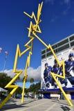 TAMPER - Amalie Arena Royalty-vrije Stock Afbeeldingen