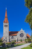 Tampere Cathedral. Is a Lutheran church in Tampere. Finland Stock Image