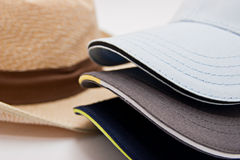 Tampões & chapéu Imagem de Stock