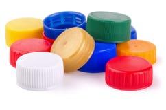 Tampões de garrafa Foto de Stock