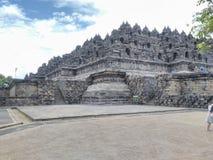 Tample Borobudur стоковая фотография rf