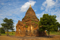 Tample de Bagan Fotografia de Stock Royalty Free