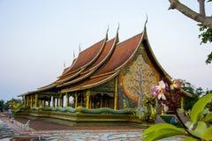 Tample en Thaïlande Images libres de droits